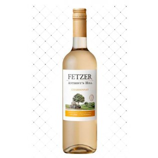 VINHO CALIF. FETZER ANTHONY S HILLS CHARDONNAY 750ML