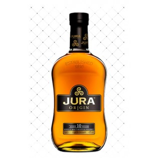 WHISKY ISLE OF JURA 10 ANOS 700ML