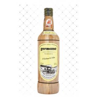 CACHAÇA GERMANA PALHA 670ML g