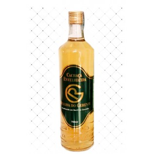 CACHAÇA RESERVA DO GERENTE OURO 700ML g