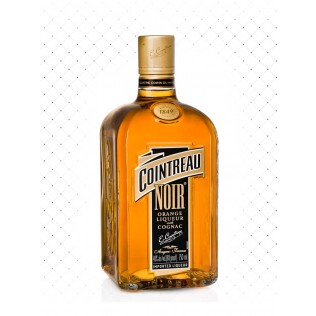LICOR FRANC. COINTREAU NOIR 750ML