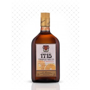 LICOR ESP. TRIPLE SEC 1715 1000ML g