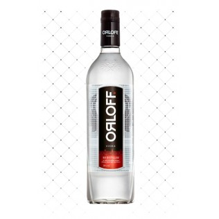 VODKA ORLOFF 5 X DEST. 1000ML