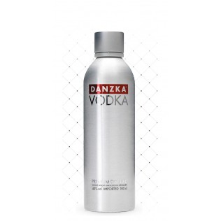 VODKA DANZKA DIN. 1000ML g