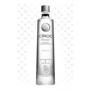 VODKA FRANC. CIROC COCONUT 750ML