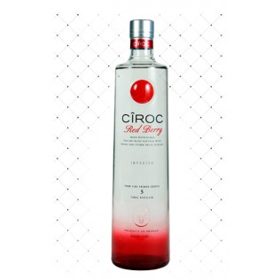 VODKA FRANC. CIROC RED BERRY 750ML