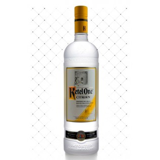 VODKA HOL. KETEL ONE CITROEN 1000ML