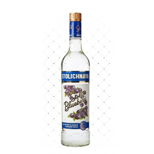 VODKA LET. STOLICHNAYA BLUEBERI 750ML g