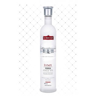 VODKA POL. SOBIESKI ESTATE SINGLE RYE 700ML