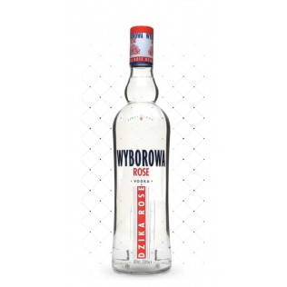 VODKA WYBOROWA DZIKA ROSE 700ML