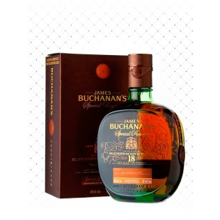 WHISKY BUCHANANS SPECIAL RESERVE 18 750ML g