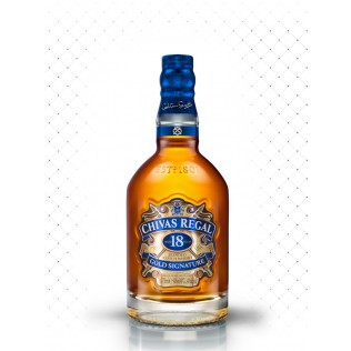 WHISKY CHIVAS REGAL 18 YEARS 750ML  g