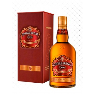 WHISKY CHIVAS REGAL EXTRA 750ML g
