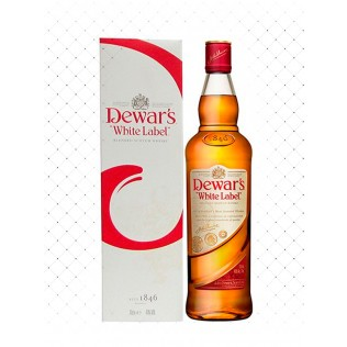 WHISKY DEWARS WHITE LABEL 1000ML  g
