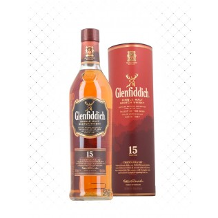 WHISKY GLENFIDDICH 15 YEARS 750ML  g
