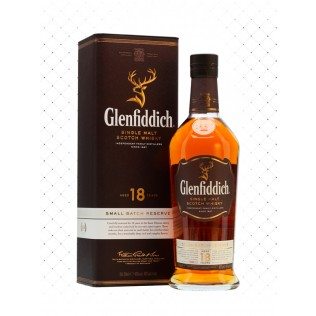 WHISKY GLENFIDDICH 18 YEARS 750ML  g
