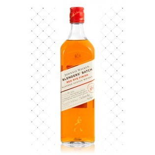 WHISKY J. W. RED RYE FINISH BLENDERS BATCH 750ML