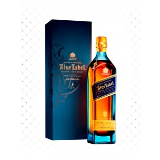 WHISKY J.W. BLUE LABEL 750ML  g