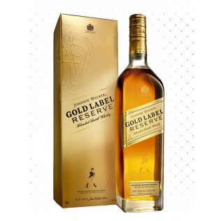 WHISKY J.W. GOLD LABEL RESERVE 750ML g