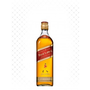WHISKY J.W. RED LABEL 500ML g
