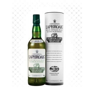WHISKY LAPHROAIG QUARTER CASK 700ML