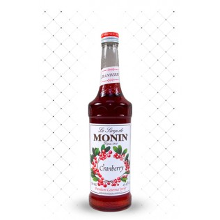 XAROPE FRANC. CRANBERRY MONIN 700ML