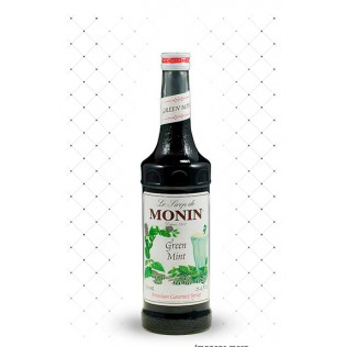 XAROPE MENTA VERDE MONIN 750ML