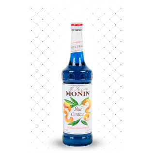 XAROPE MONIN CURAÇAO BLUE 700ML